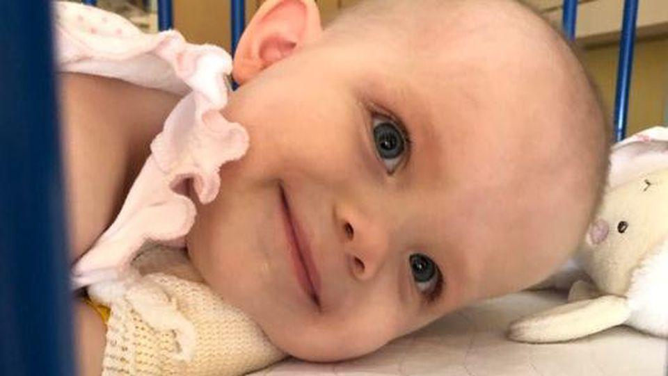 Die Leukämiekranke Maike hat einen Stammzellen-Spender gefunden.