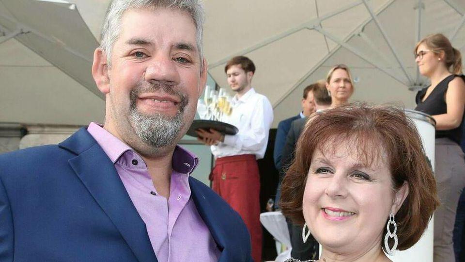 """Uwe Abel und seine Frau Iris lernten sich bei """"Bauer sucht Frau"""" kennen"""