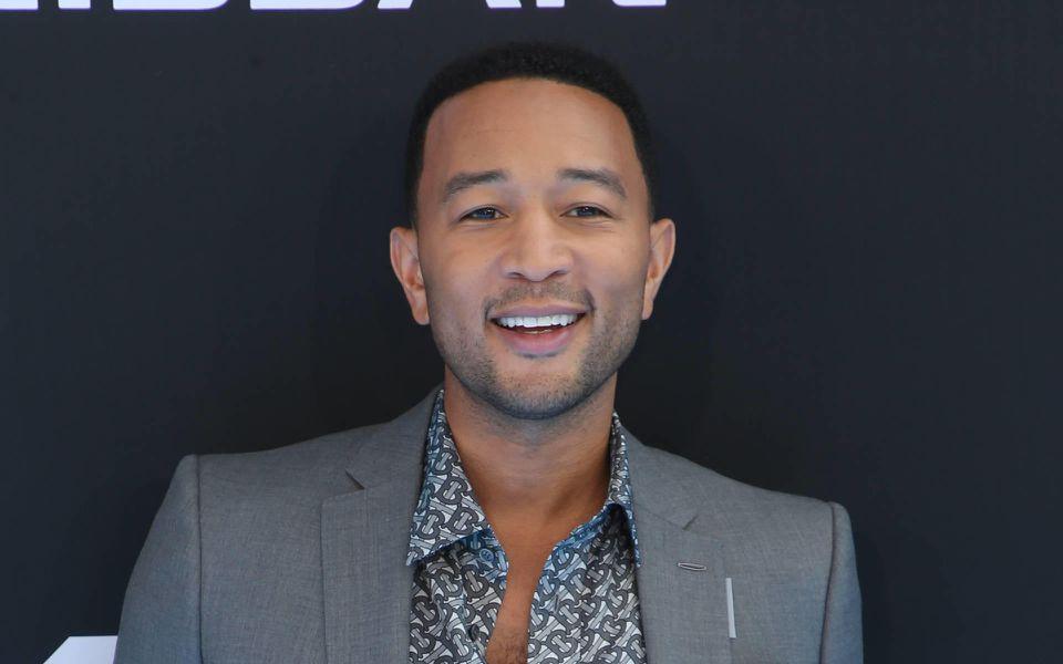 John Legend verteidigt Felicity Huffman