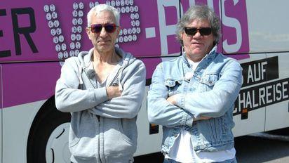 Der Vip Bus Promis Auf Pauschalreise Claude Oliver Rudolph Und