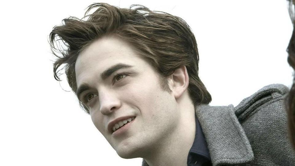 "Robert Pattinson spielt in der Verfilmung der ""Twilight""-Saga den Vampir Edward Cullen."
