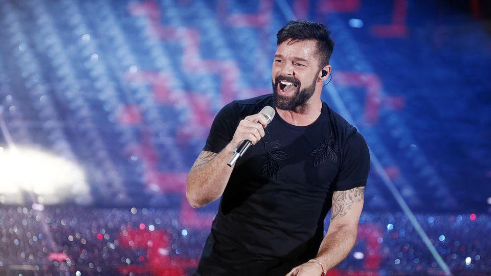 Ricky Martin: So groß ist Töchterchen Lucia schon