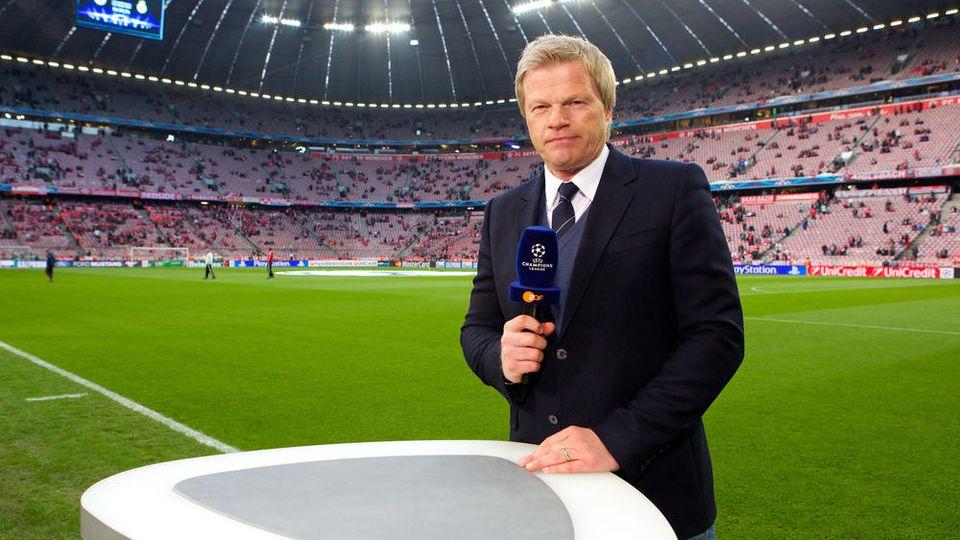 Zwölf Jahre war Oliver Kahn für das ZDF als Fußball-Experte im Einsatz.