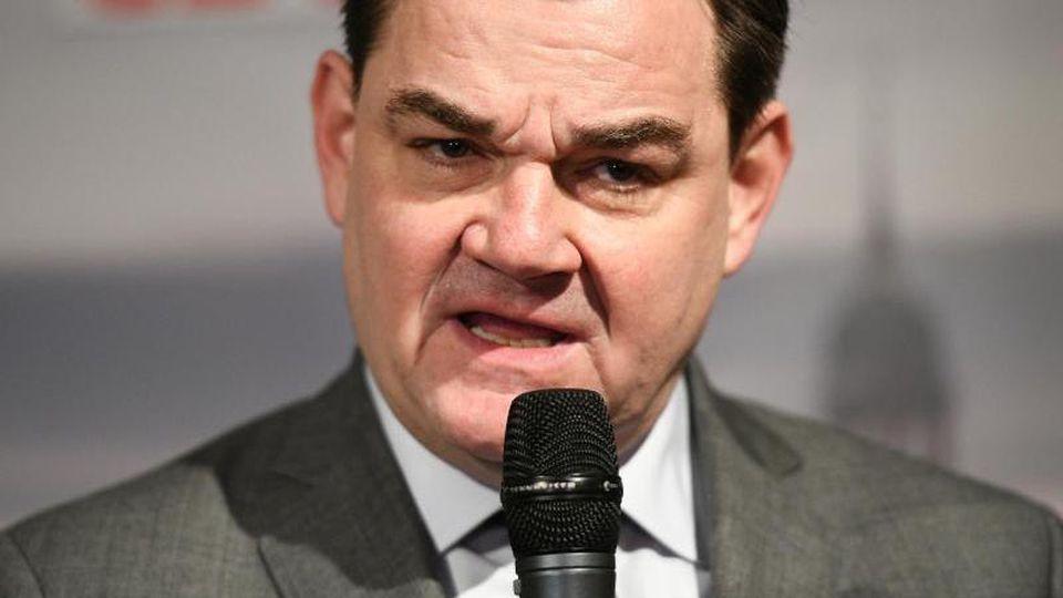 Marcus Weinberg, der CDU-Spitzenkandidat bei der Hamburger Bürgerschaftswahl. Foto: Daniel Reinhardt/dpa
