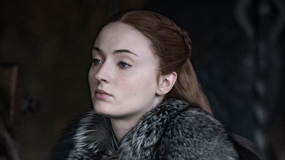 Sansa Stark (Sophie Turner) hat aufgegeben, es allen recht machen zu wollen