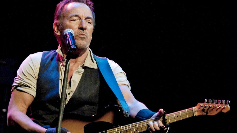 """Bruce Springsteen ist bald wieder """"on the Road""""."""