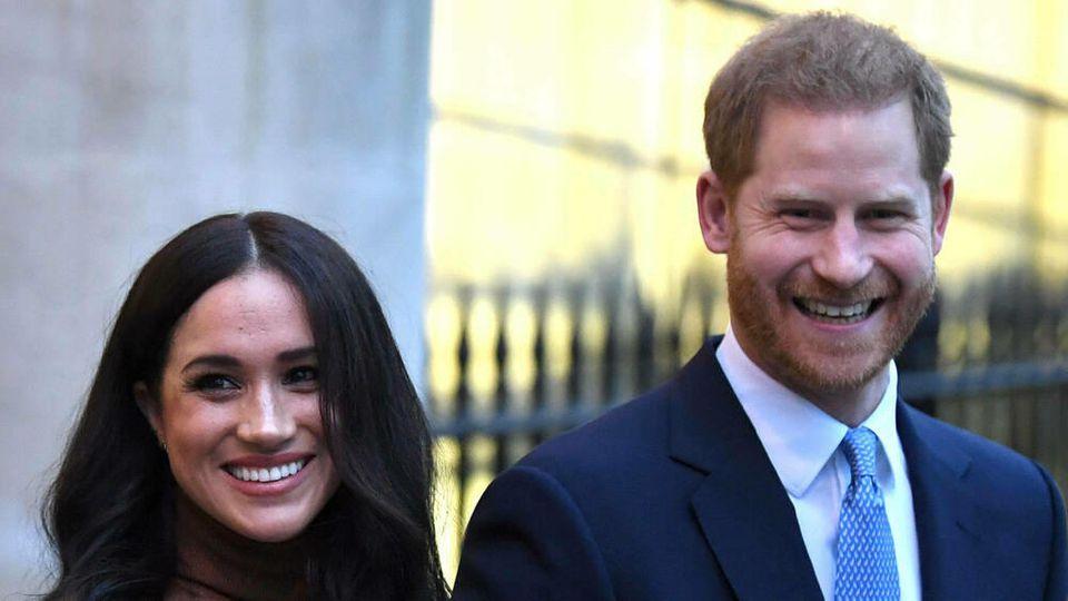 Herzogin Meghan und Prinz Harry wollen mit Sohn Archie zukünftig die meiste Zeit über in Kanada leben