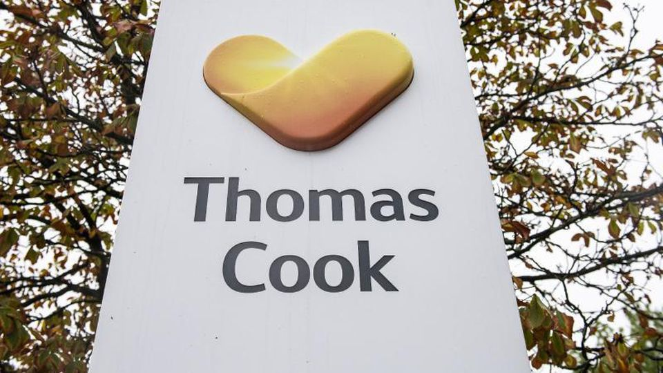 Thomas Cook hat schon gebuchte Reisen für 2020 abgesagt. Foto: Silas Stein/dpa