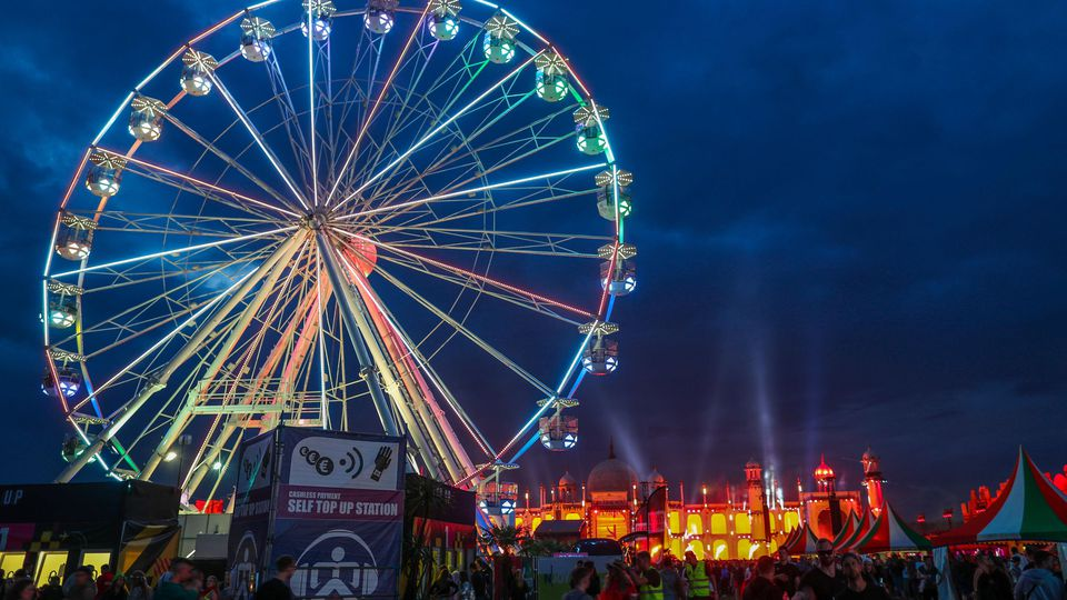 "Elektro-Festival ""Airbeat One"" (Symbolfoto)"