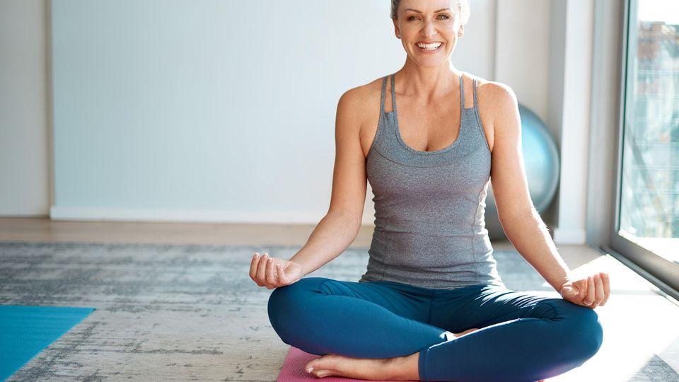 Yoga hilft dabei, Körper, Geist und Seele ins Gleichgewicht zu bringen