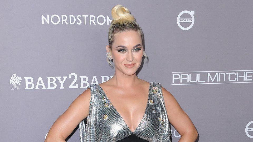 Katy Perry erwartet ihr erstes Kind mit Schauspieler Orlando Bloom