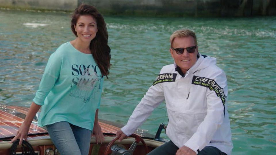 Carina und Dieter Bohlen verbringen mehrere Monate im Jahr auf Mallorca.