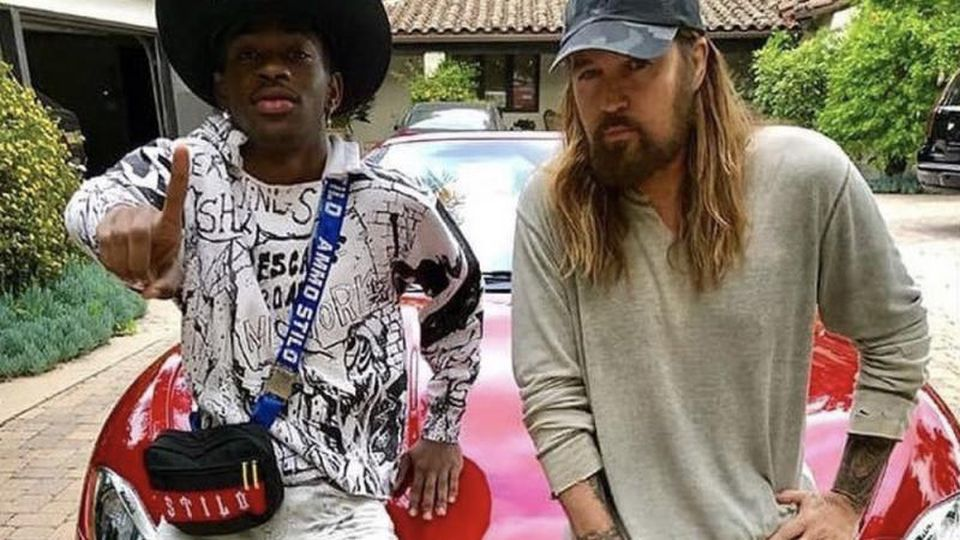 Billy Ray Cyrus und Lil Nas X
