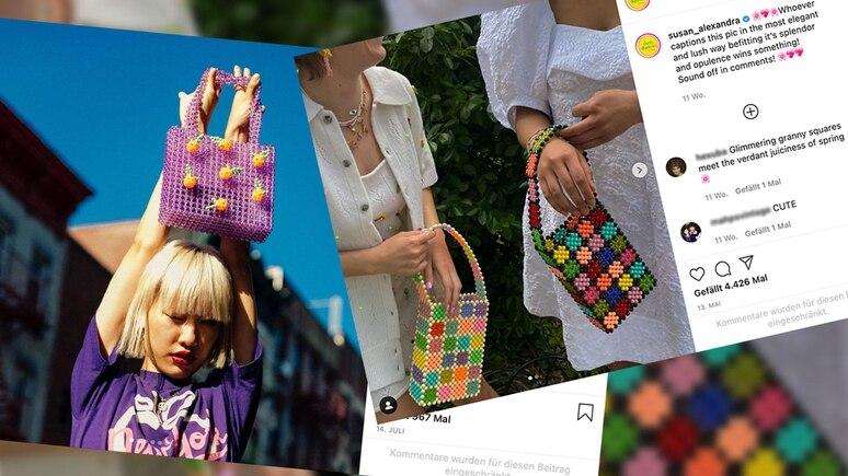 Diese Taschen sind echte Eyecatcher. Wir verraten, welche extravaganten Bags im Trend sind.