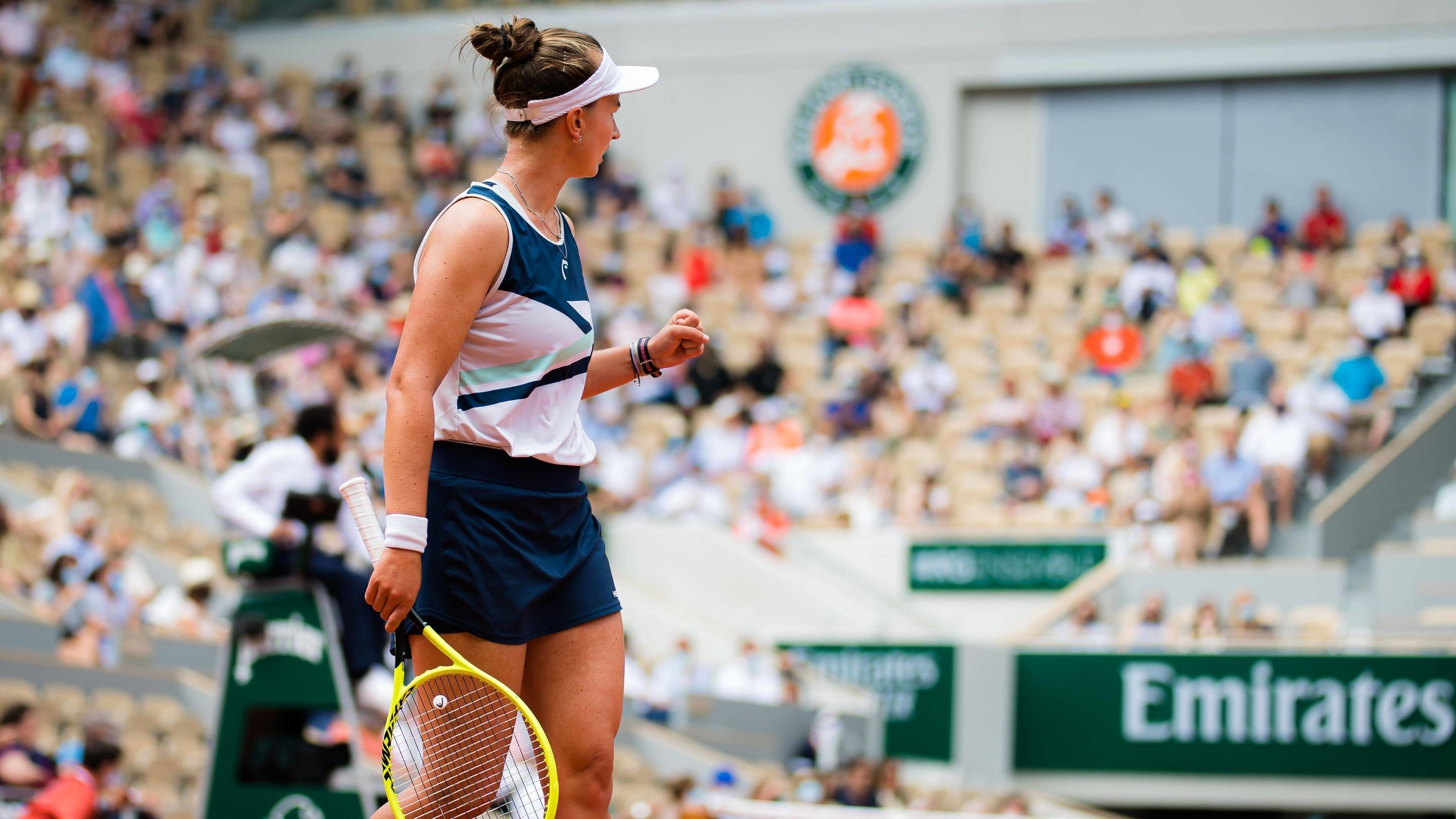 Barbora Krejcikova hat die French Open gewonnen.