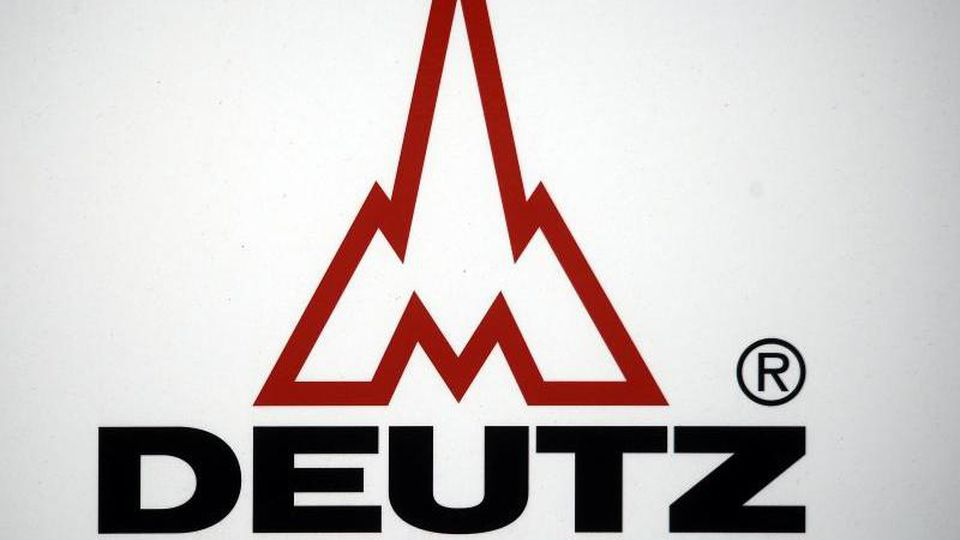 Das Logo der Deutz AG. Foto: picture alliance / dpa/Archivbild