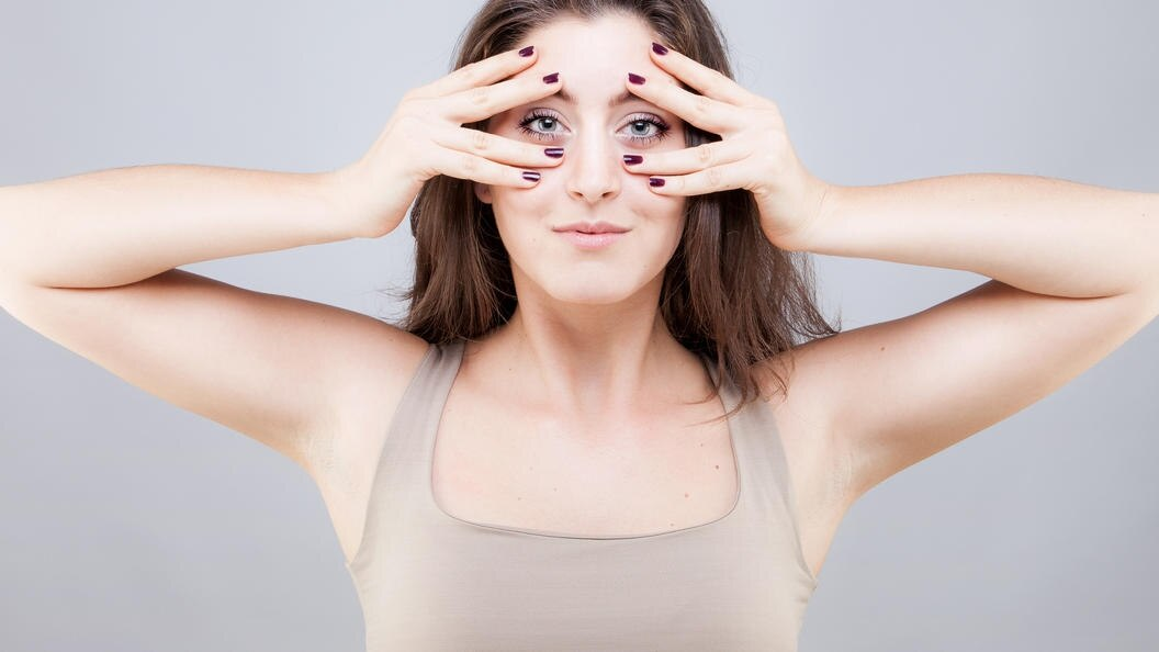 Gesichts-Yoga gilt als Anti-Aging-Wunder.