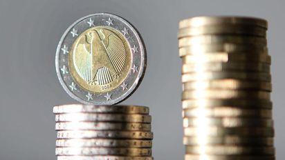 Ungeliebte 1 Und 2 Cent Münzen Bleiben Uns Erhalten