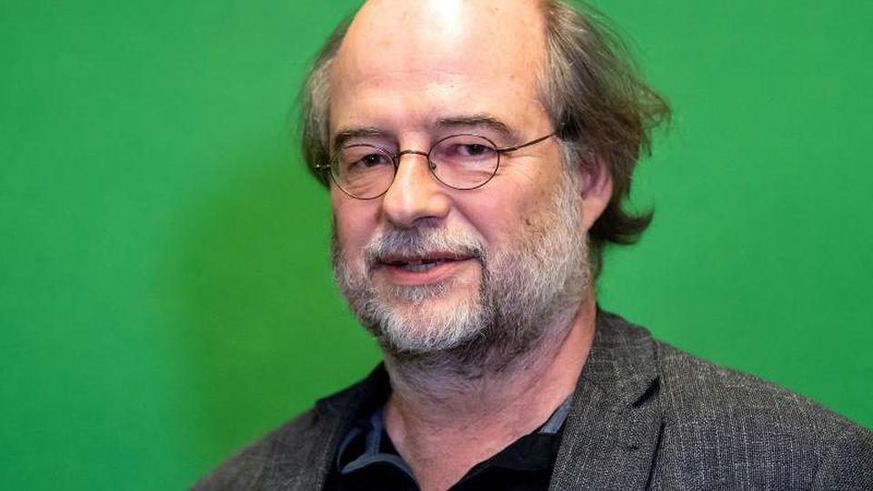 Eike Hallitzky, Landesvorsitzender der Grünen in Bayern. Foto: Sven Hoppe/dpa/Archivbild