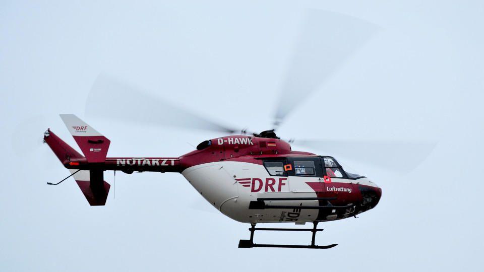 Symbolbild: DRF Luftrettung