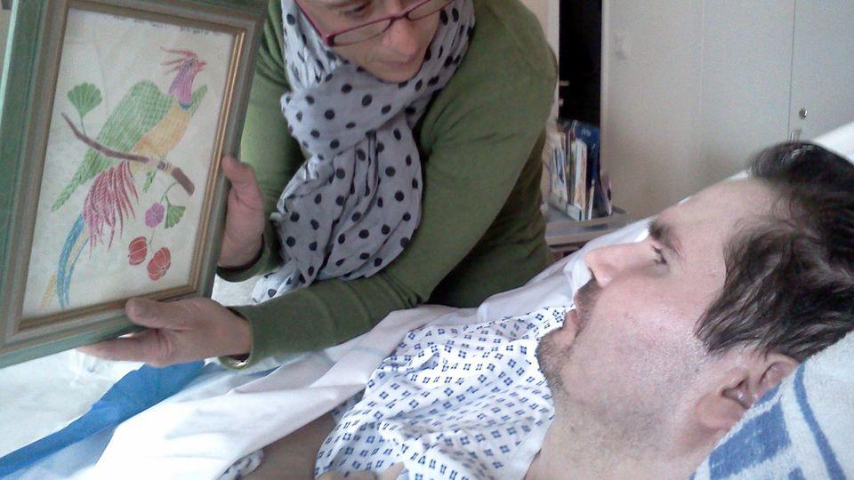 Fall Vincent Lambert: Ärzte dürfen Ernährung von Koma-Patienten beenden