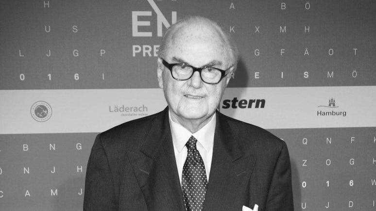 F.C. Gundlach wurde 95 Jahre alt.
