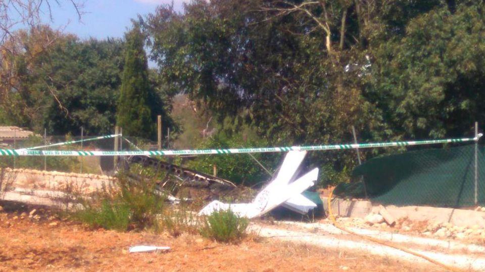 Mehrere Tote bei Kollision von Flugzeug und Hubschrauber auf Mallorca