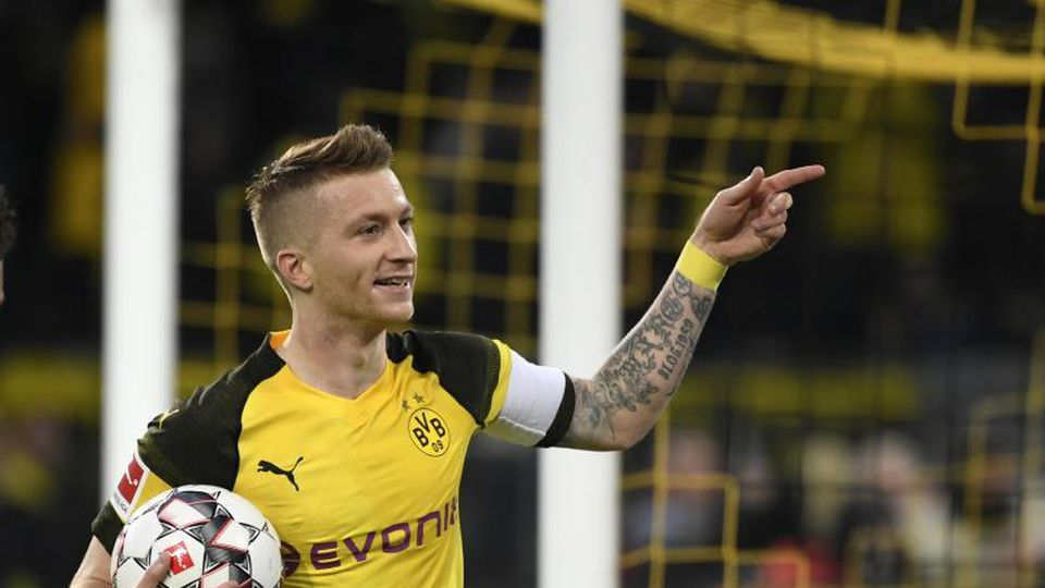 Marco Reus. Foto: Ina Fassbender/Archiv