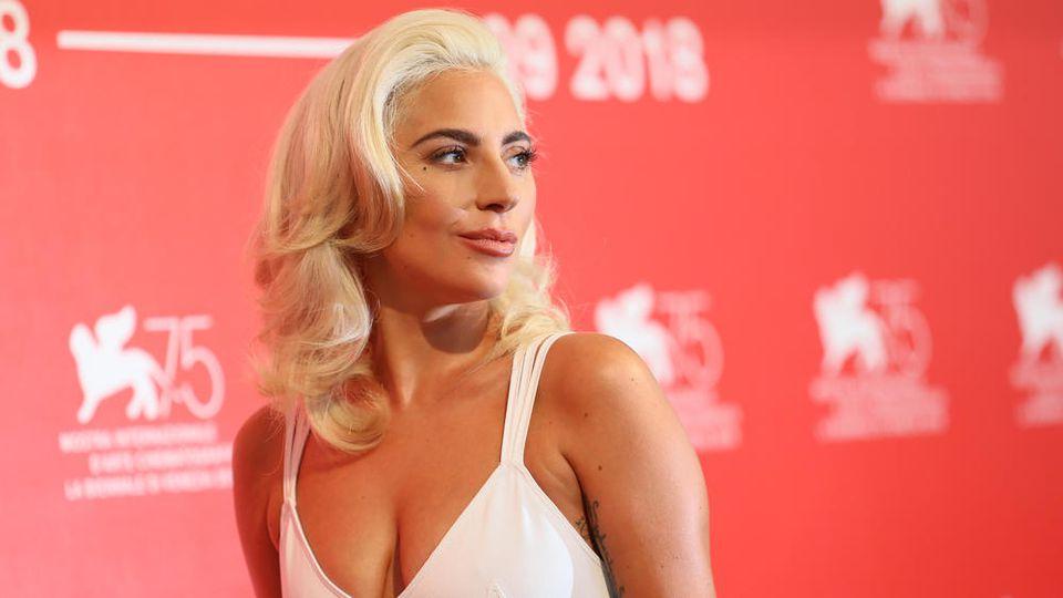 Macht selbst allen Gerüchten den Garaus: Lady Gaga
