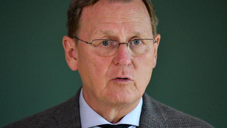 Bodo Ramelow, der Ministerpräsident von Thüringen. Foto: Martin Schutt/dpa-Zentralbild/dpa/Archivbild