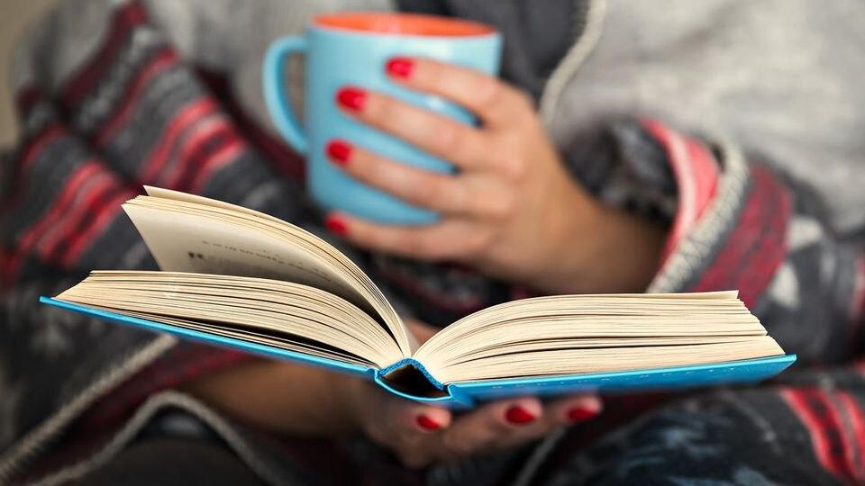 Wir lieben Bücher! Sie auch?