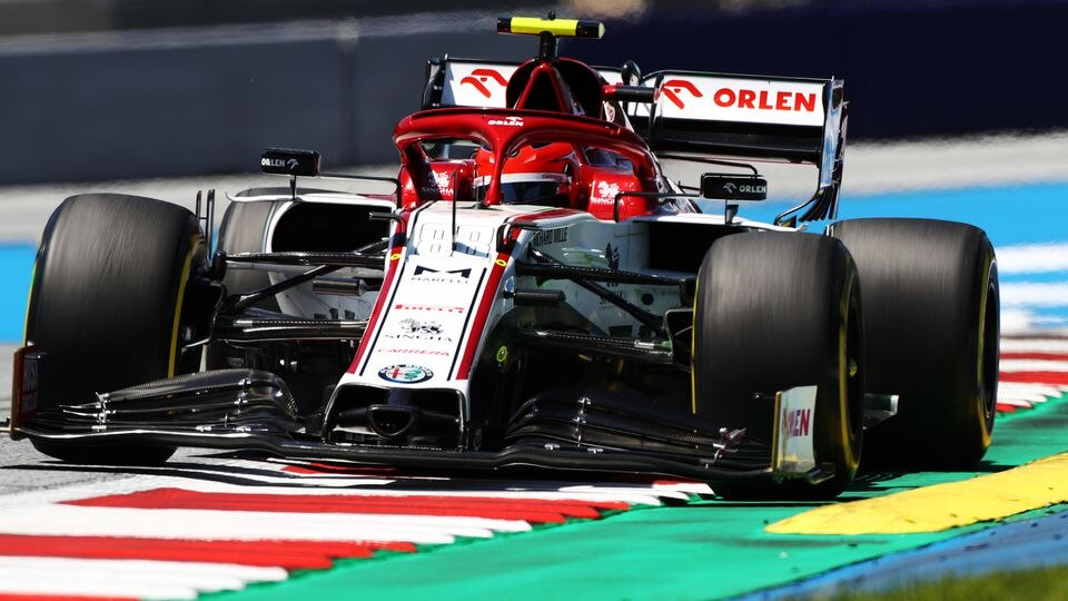F1 Grand Prix of Styria - Practice