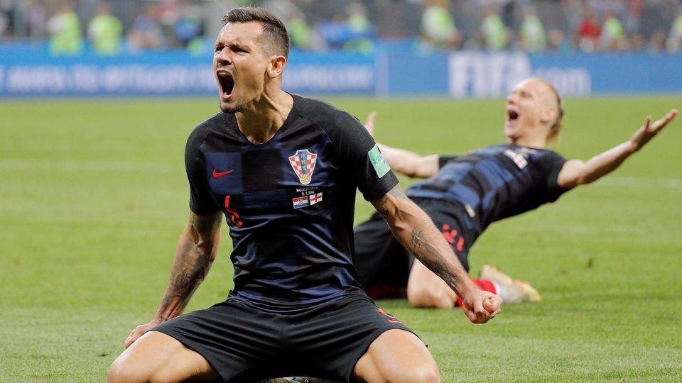 Kroatien feiert