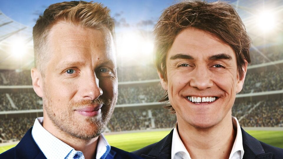 Oliver Pocher und Matze Knop starten einen Fußball-Podcast