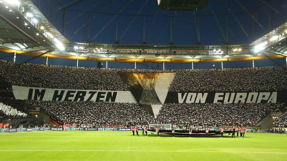 Eintracht Frankfurt Choreographie