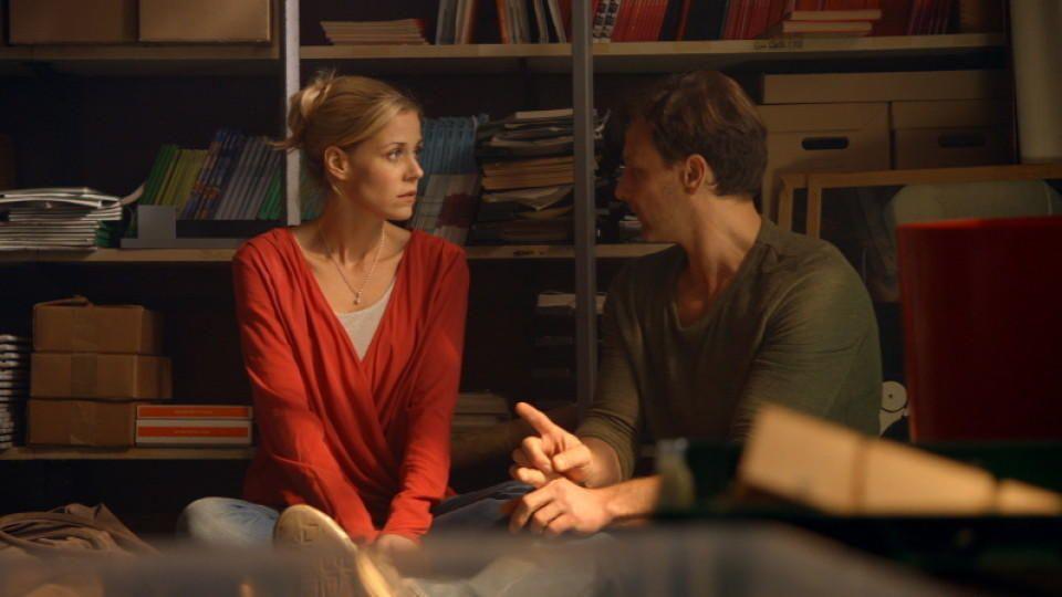 Der Lehrer: Hängt Karin Noske noch an Stefan Vollmer?