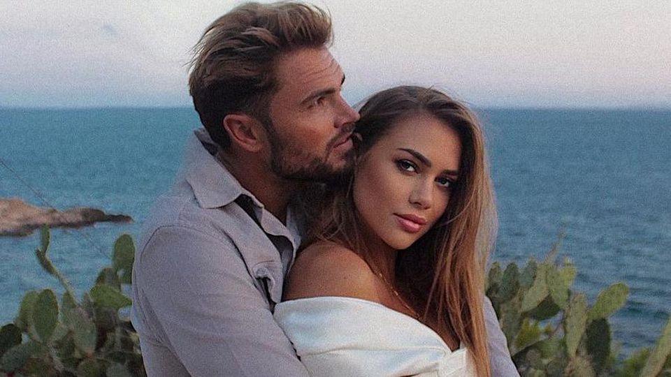 Johannes Haller und Jessica Paszka sind Eltern geworden.