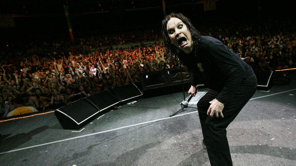 Ozzy Osbourne steht kurz vor seinem Comeback