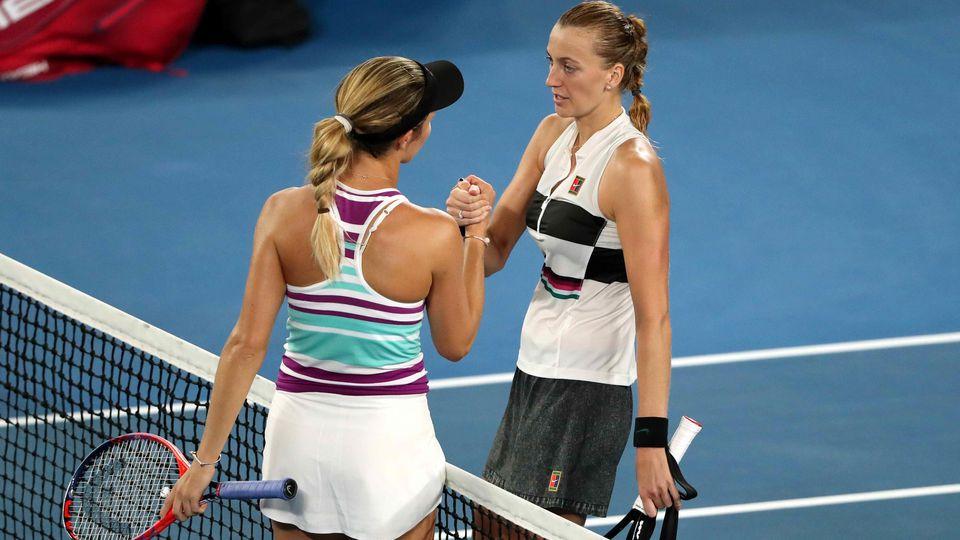 Außenseiterin Danielle Collins verpasst den Durchmarsch bis ins erste Grand-Slam-Endspiel