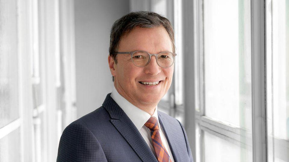 Volker Herres hört als ARD-Programmdirektor auf.