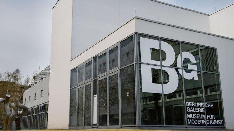 Die Berlinische Galerie im Berliner Kreuzberg. Foto: Lisa Ducret/dpa/Archivbild