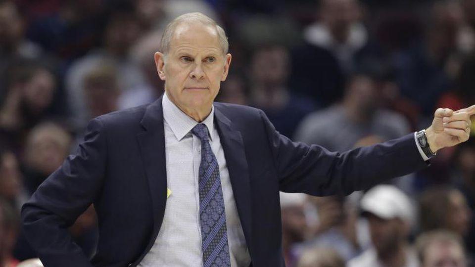 Ist nicht mehr Coach der Cleveland Cavaliers: John Beilein. Foto: Tony Dejak/AP/dpa