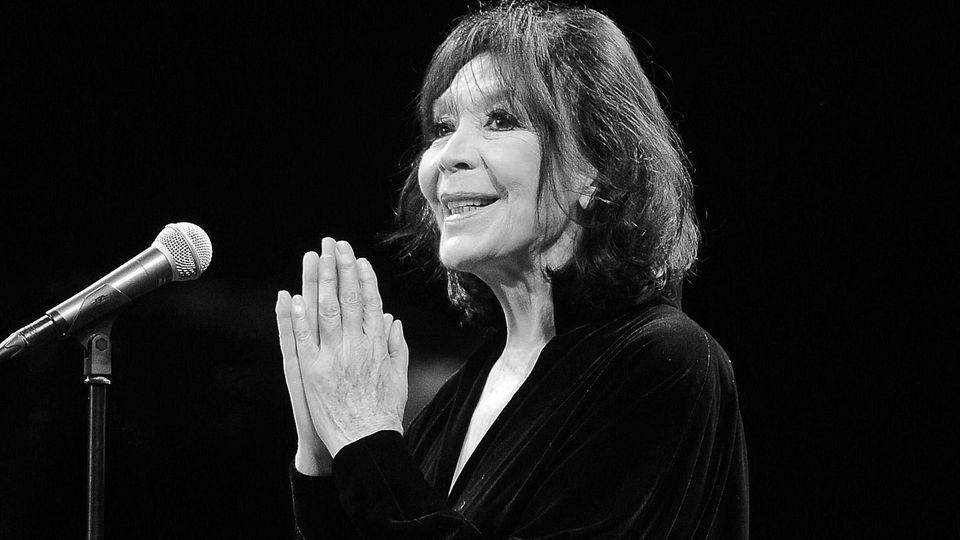 Juliette Gréco ist im Alter von 93 Jahren gestorben.