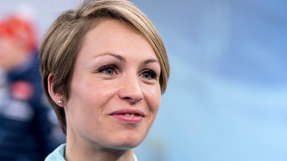 Magdalena Neuner ist eine der bekanntesten, deutschen Biathletinnen