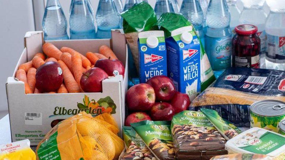 Für Nahrungsmittel mussten Verbraucher im März 3,7 Prozent mehr zahlen als ein Jahr zuvor. Foto: Jens Büttner/dpa-Zentralbild/dpa
