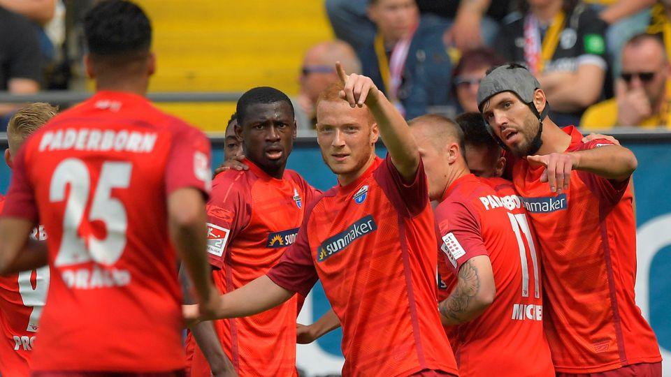 Der SC Paderborn folgt dem 1. FC Köln in die Bundeliga