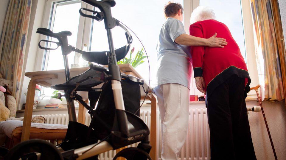 Deutschland braucht dringend Pflegerinnen und Pfleger!