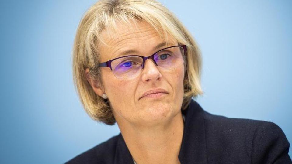 Anja Karliczek. Foto: Arne Immanuel Bänsch/dpa