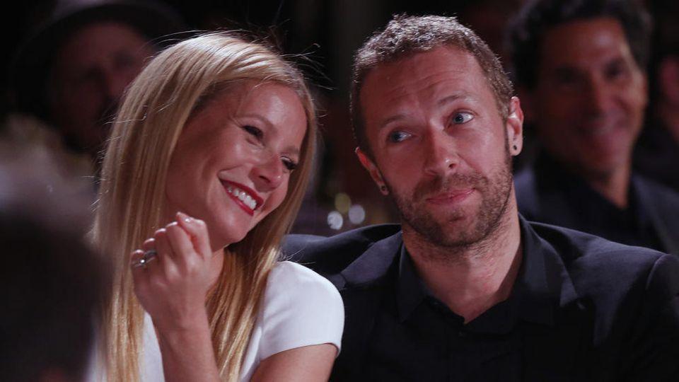 Gwyneth Paltrow und Chris Martin haben heute ein gutes Verhältnis