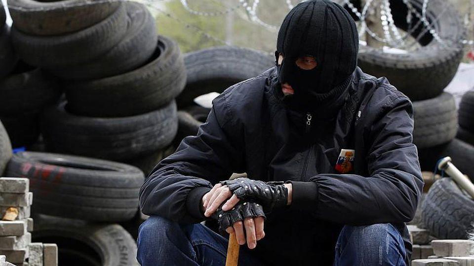 Separatisten Ukraine Russland